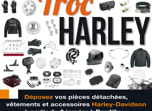 SAVE THE DATE : TROC HARLEY DARDILLY