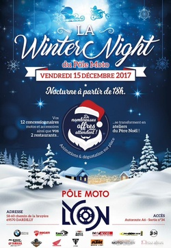 Save the date : Vendredi 15 Décembre